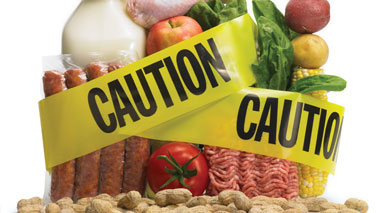 Food allergy training supporting catering design